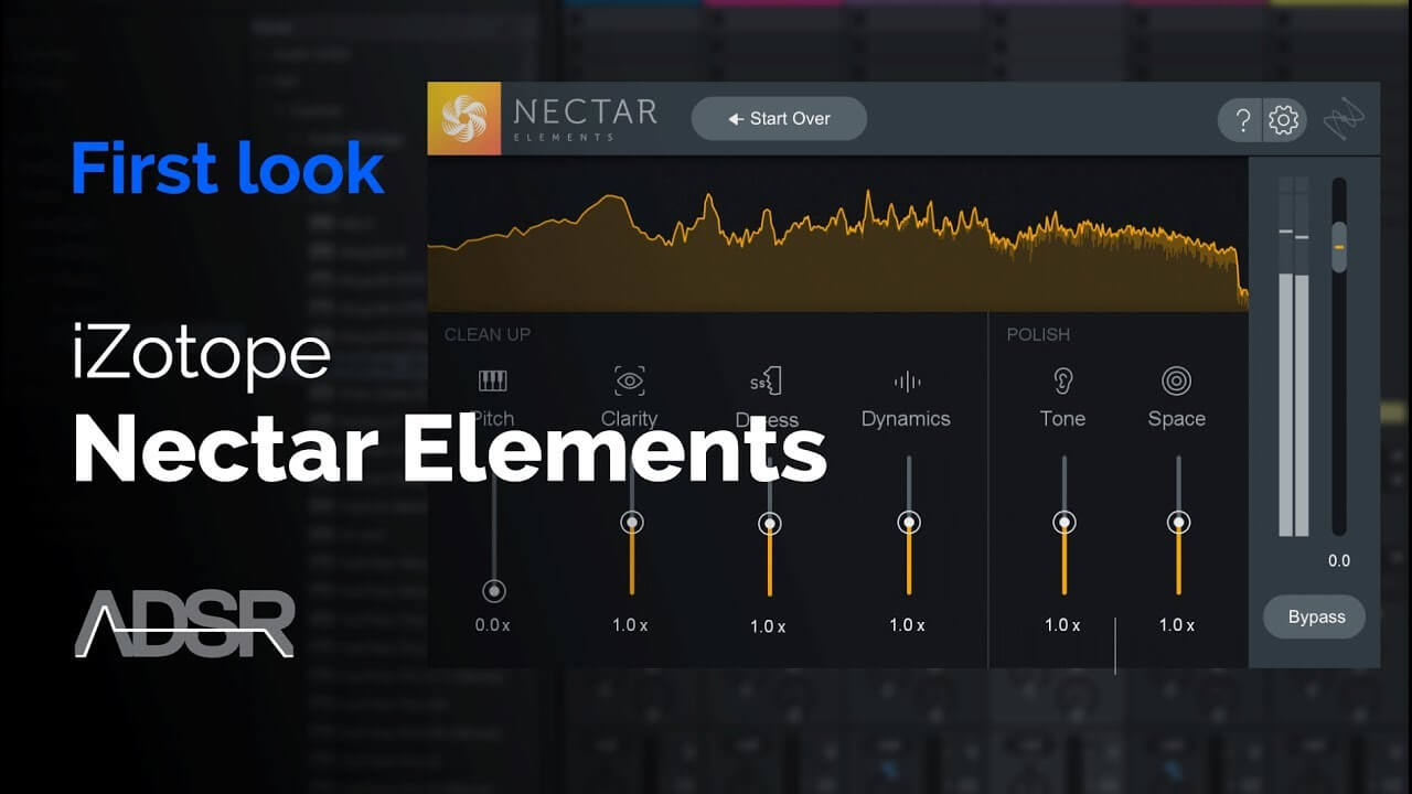 iZotope Nectar Elements - First Look