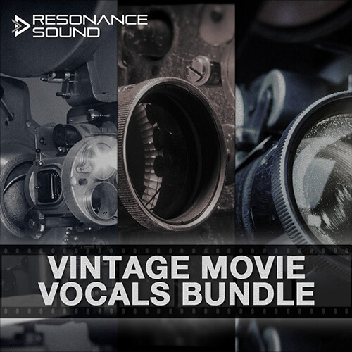 Vintage Movie Vocals Bundle