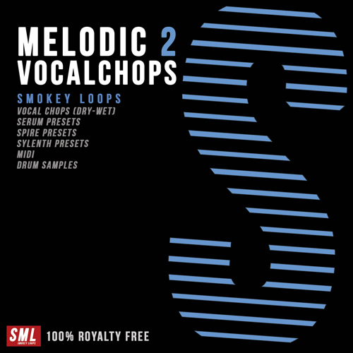 Melodic Vocal Chops 2
