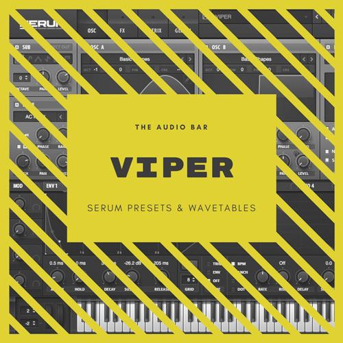 Viper - Serum Presets & Wavetables