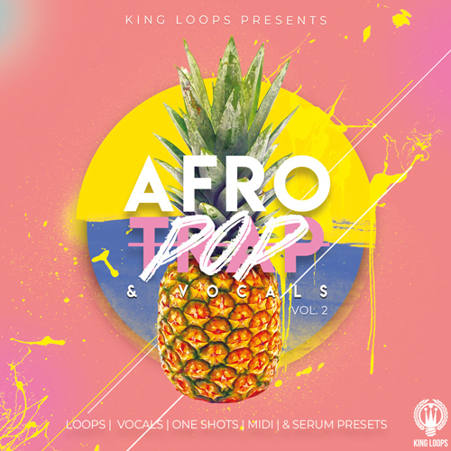 Afro Trap & Vocals Vol.2
