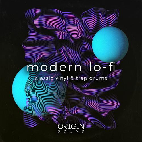 Modern Lo-Fi - Classic Vinyl & Trap Drums