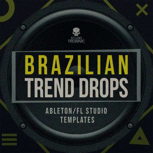 Brazilian Trend Drops Templates