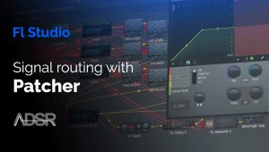 Signal Routing With Patcher - Multiband Compression, EQ, Reverb & Stereo Separation