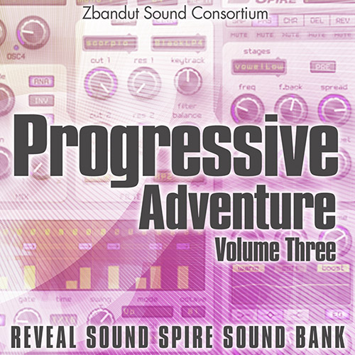 Progressive Adventure Vol.3: for Spire