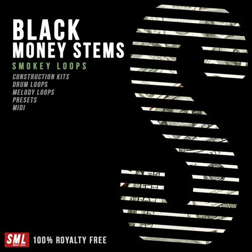Black Money Stems