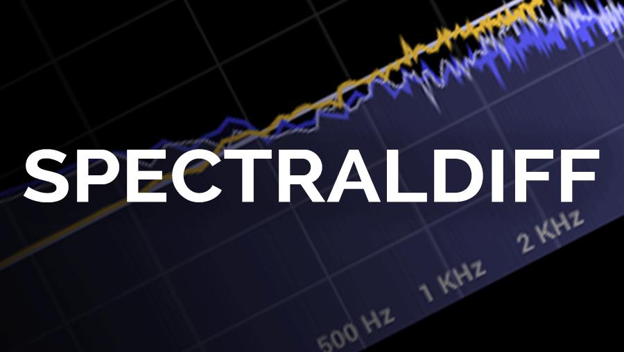 Spectraldiff