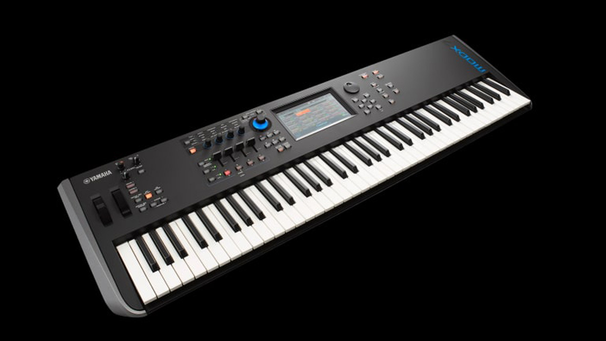 Yamaha Introduces MODX Hybrid Synthesizers