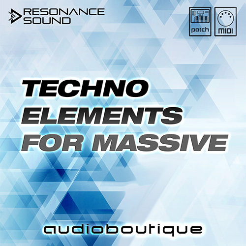 Audio Boutique – Techno Elements for Massive