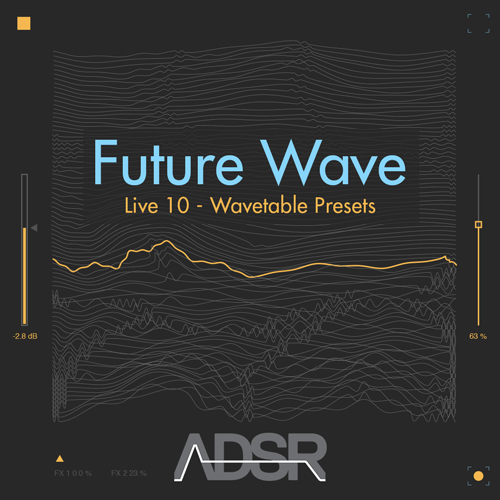 Future Wave: Live 10 - Wavetable Presets