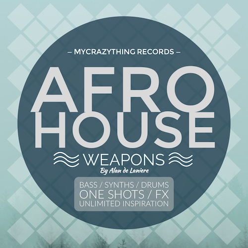 Afro House Weapons 1
