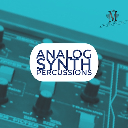 Analog Synth Percussions
