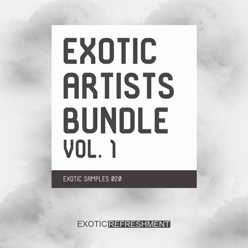 Exotic Artists Bundle Vol. 1