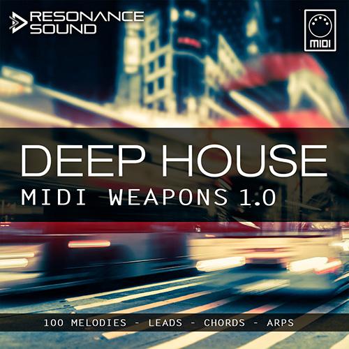 Deep House MIDI Weapons 1.0