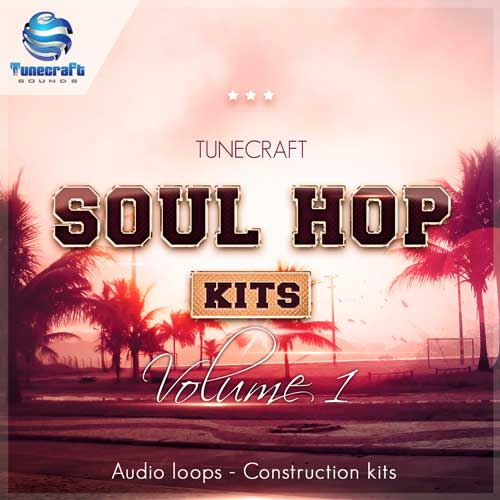 Tunecraft Soul Hop Kits