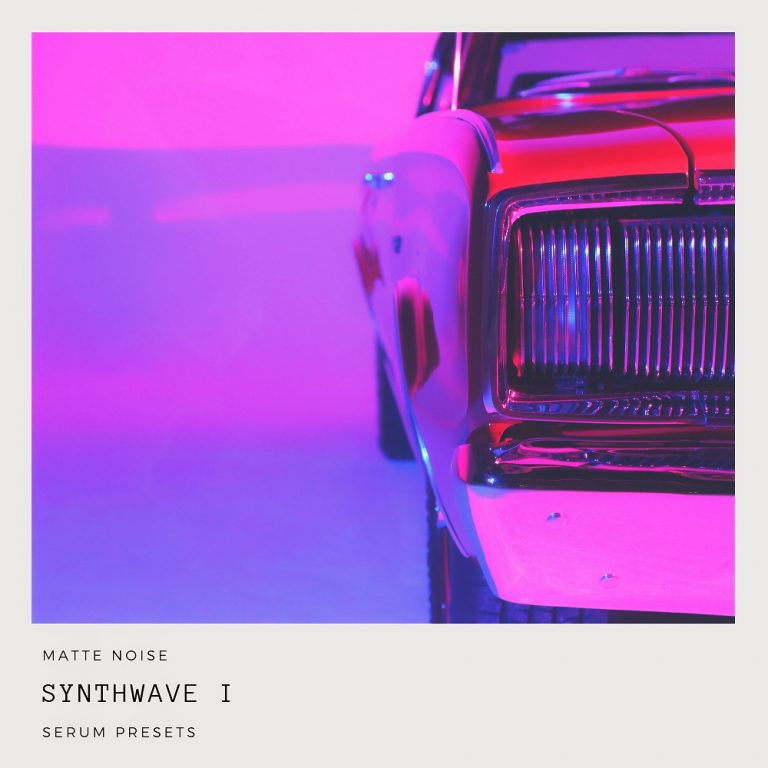 ADSR Sounds Releases Synthwave I by GOGOi
