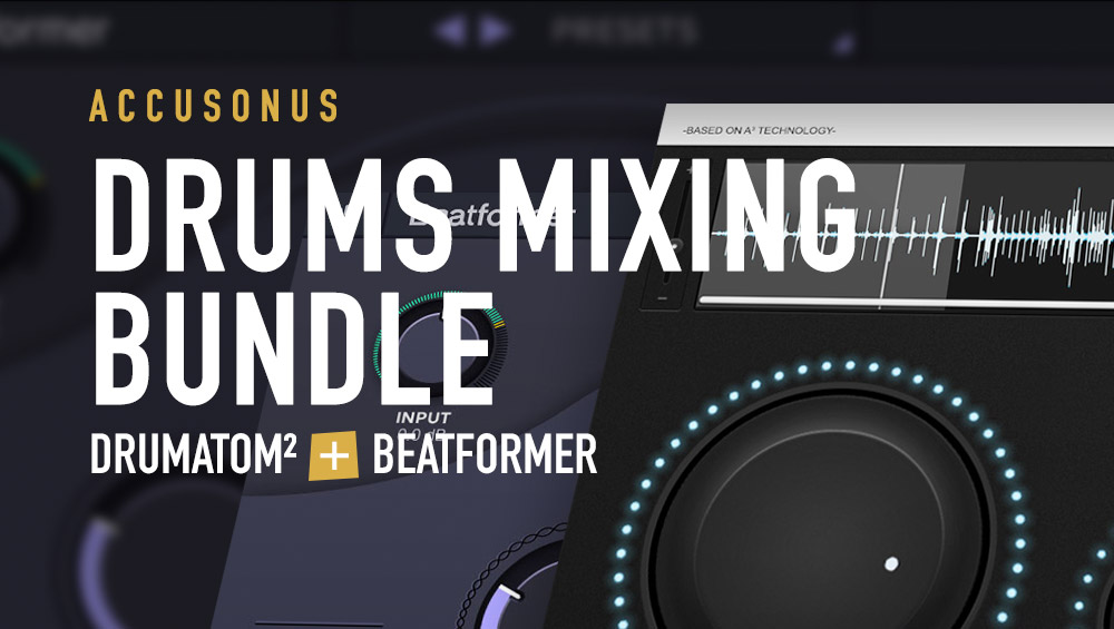 Drum Mixing Bundle