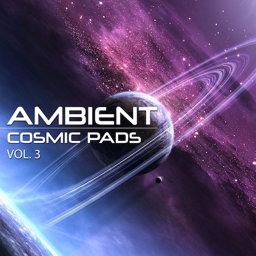 Ambient Cosmic Pads Vol.3