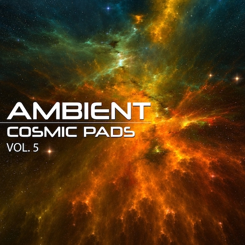 Ambient Cosmic Pads Vol.5