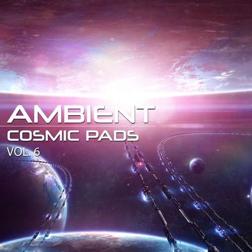 Ambient Cosmic Pads Vol.6
