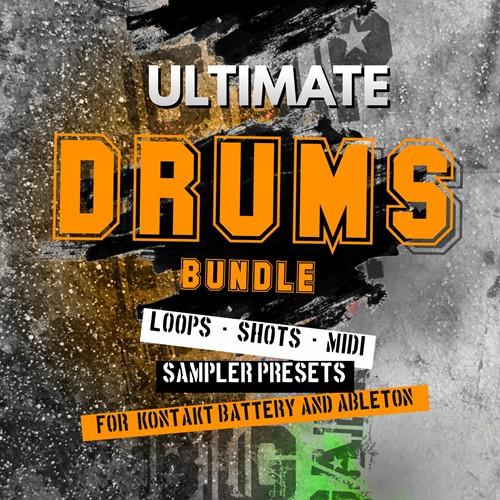 Ultimate Drums Bundle