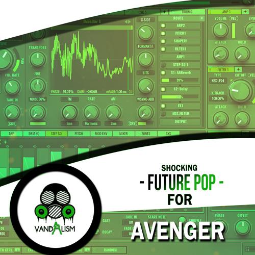 Avenger - All genres, royalty free - ADSR