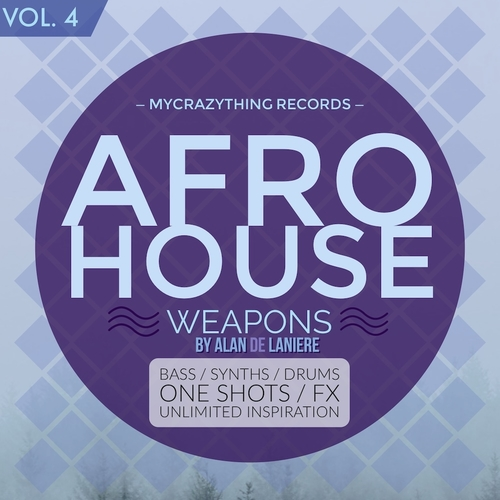 Afro House Weapons 4