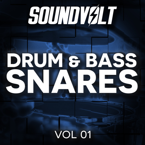 Drum & Bass Snares Vol 1