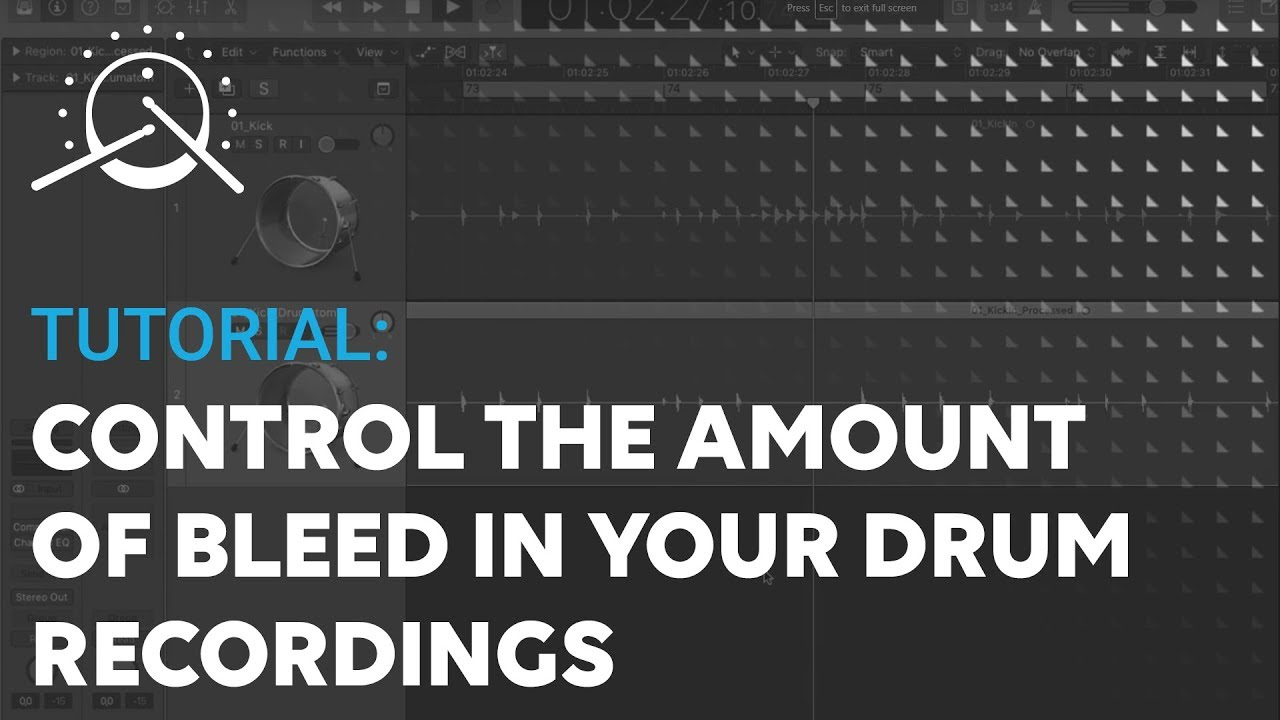 Video related to Drum Mixing Bundle