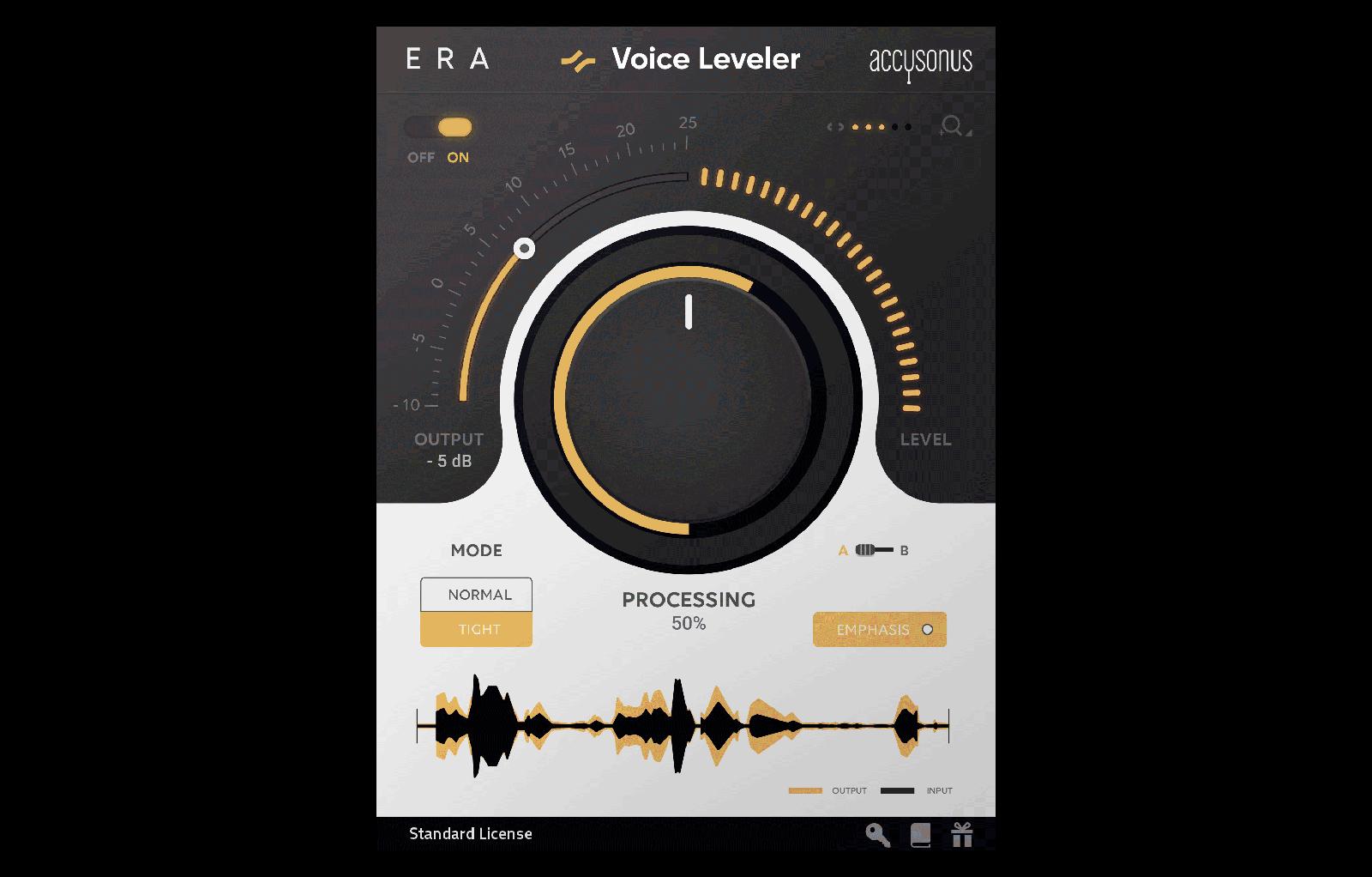 ERA Voice Leveler