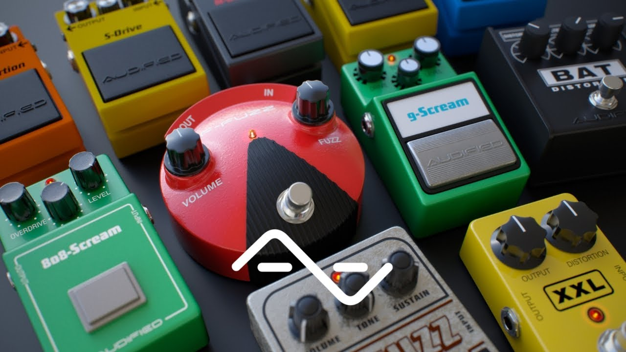 Video related to MultiDrive Pedal Pro