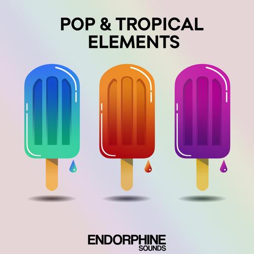 Pop & Tropical Elements