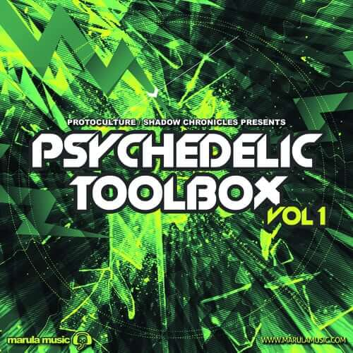 Psychedelic Toolbox Vol.1 By Marula Music