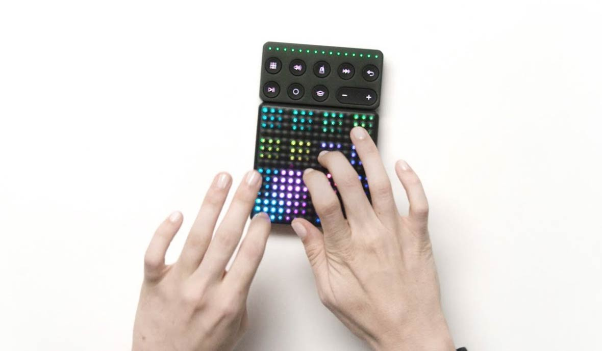 ROLI's New Beatmaker Kit Teaches You How To Finger Drum