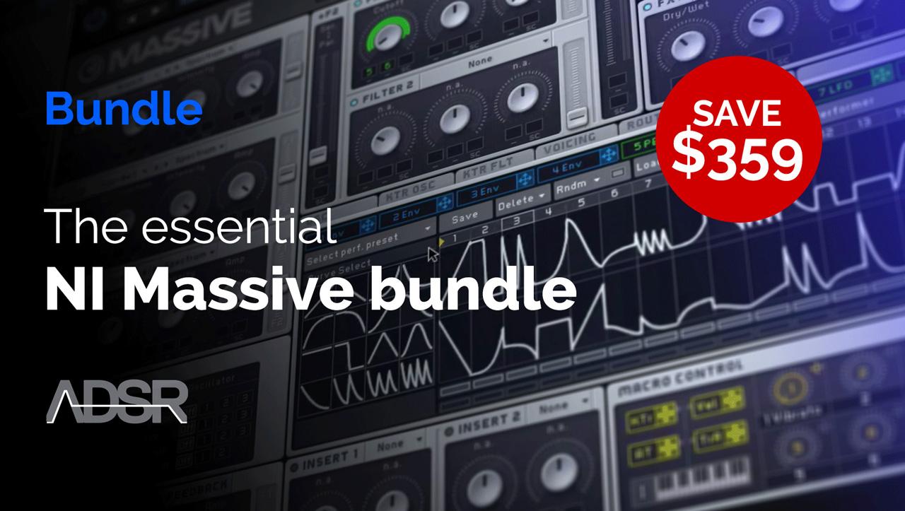 The Essential NI Massive Bundle
