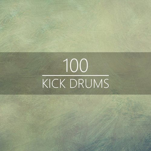 100 Kick Drums