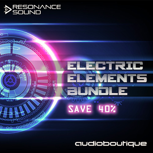 Audio Boutique - Electric Elements Bundle
