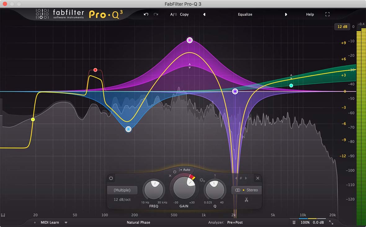 FabFilter Releases The Pro-Q 3
