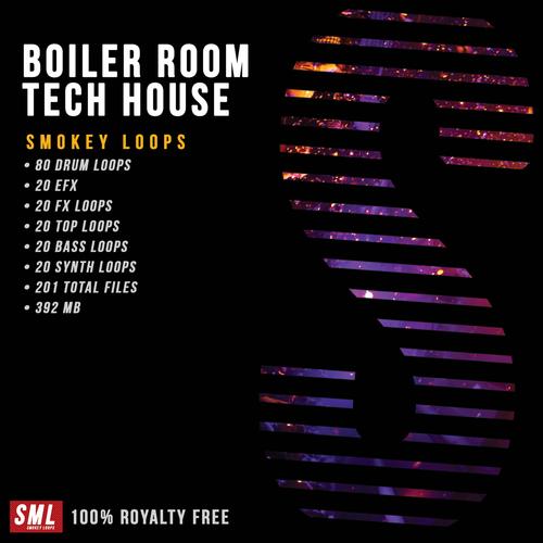 Boiler Room Tech House