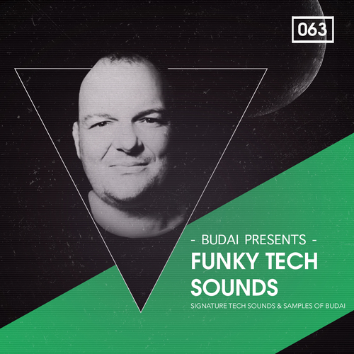 Budai Presents Funky Tech Sounds