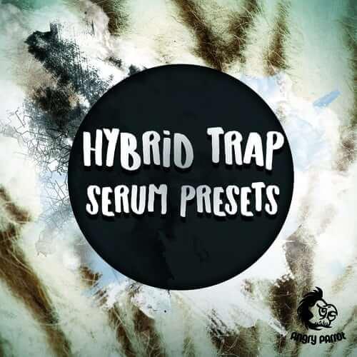 Hybrid Trap Serum Presets