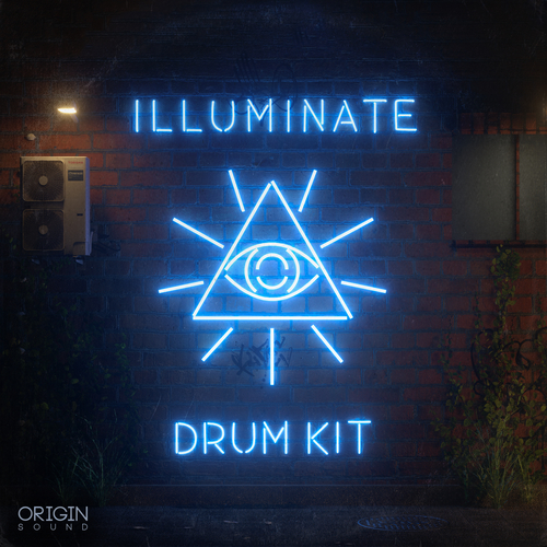 Illuminate Drum Kit
