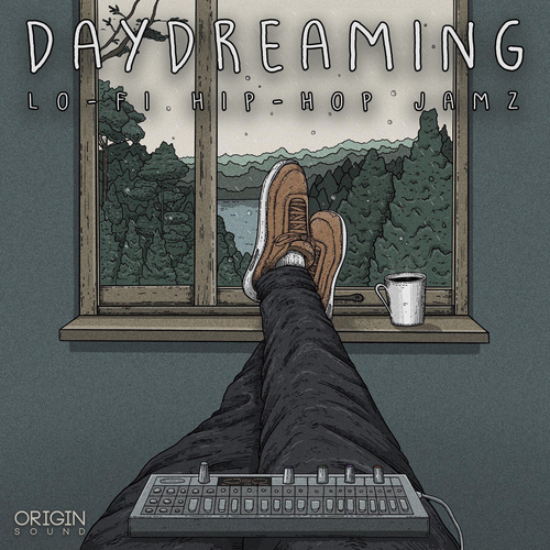 Day Dreaming - Lo-Fi Hip Hop Jamz