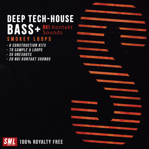 Deep Tech House Bass