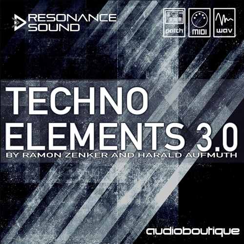 Audio Boutique – Techno Elements 3.0