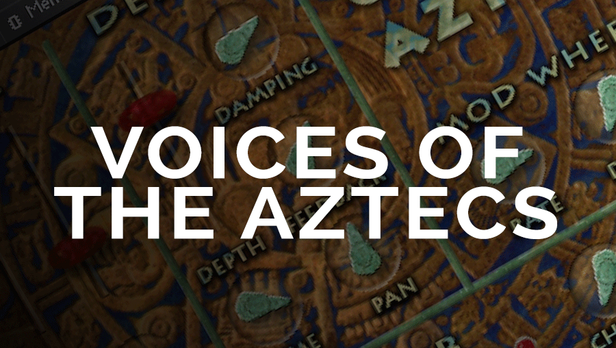 Voices of the Aztecs