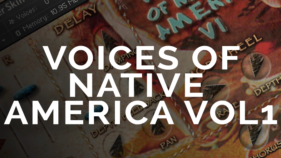 Voices of Native America Vol.1