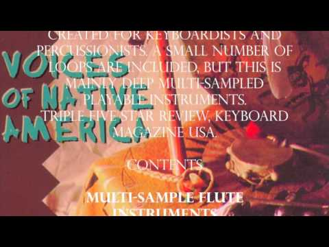 Video related to Voices of Native America Vol.1
