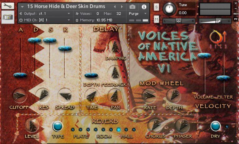 Voices of Native America Vol.1