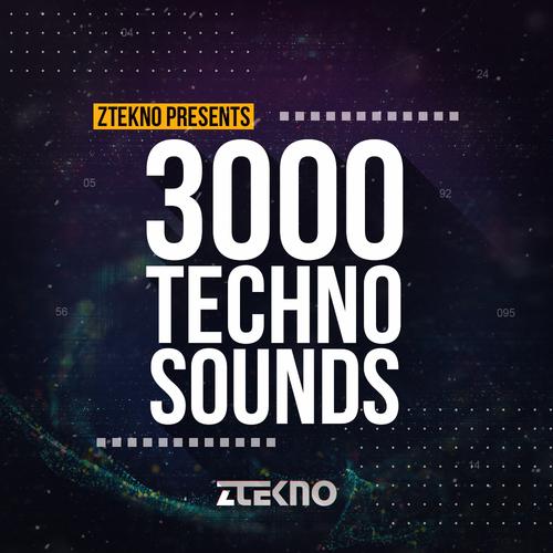 3000 Techno Sounds!